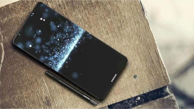 抢先iPhone8 三星定于八月发OLED曲面Note8