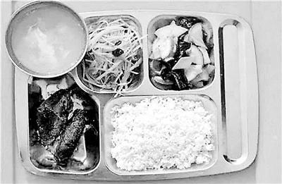 世界各国的营养午餐都怎么吃