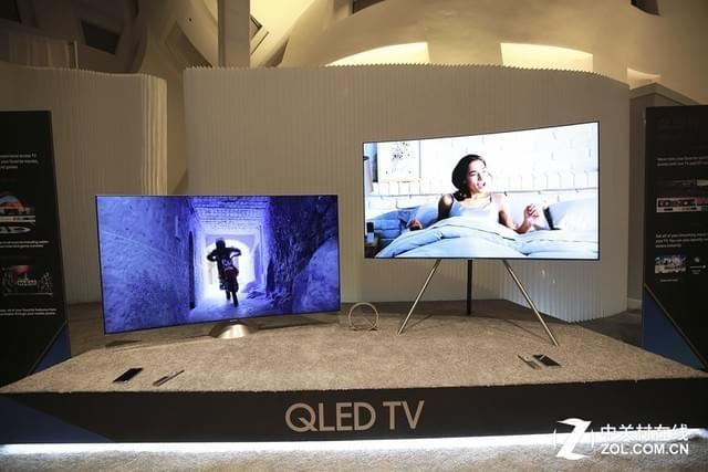 量子点革命先驱!三星QLED电视全面解析