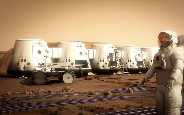 奥巴马发文章:2030年前送人类上火星并安然无恙返回地球的照片 - 3