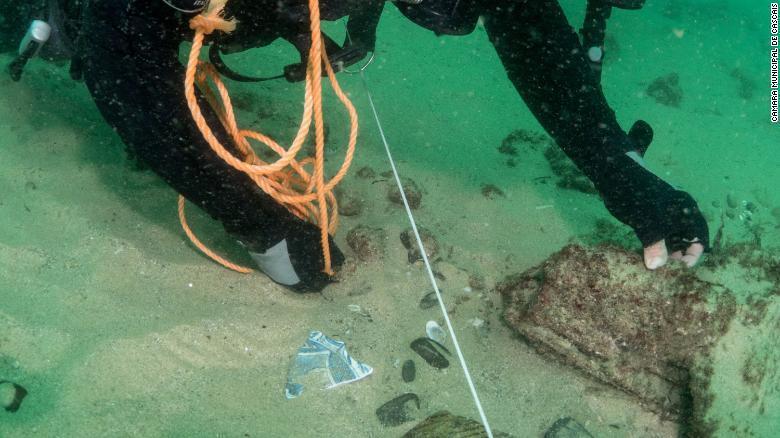 百年沉船葡萄牙被发现 载有中国明朝瓷器