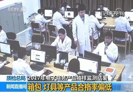 质检总局抽检电商平台 灯具产品合格率低于50%