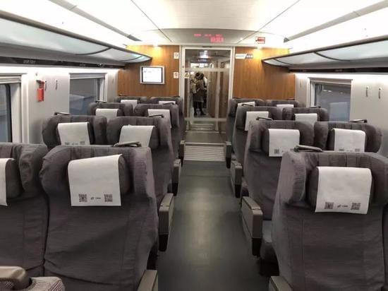 西成高铁12月6日开通运营 4G网络全覆盖