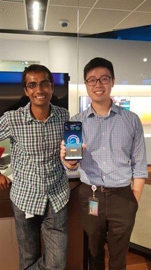 三星S9+飚出千兆4G网速:房子一夜归移动!