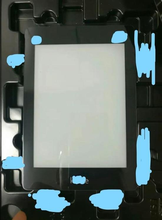 新一代Kindle阅读器谍照曝光:支持防水