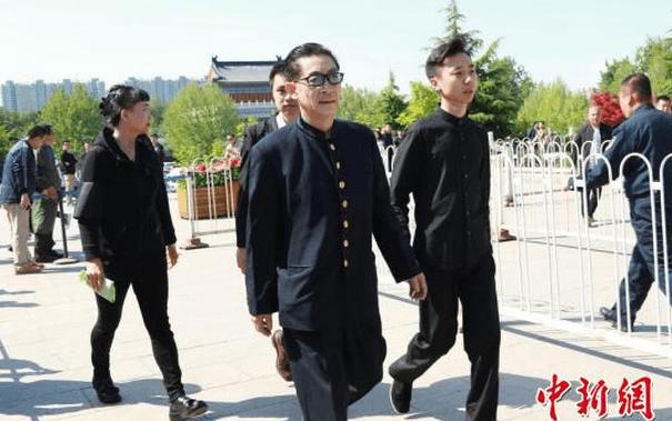 杨洁导演追悼会 《西游记》师徒重聚送行
