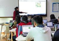 中考后送孩子去国际学校 外语能力是一道门槛