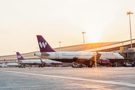 努力追求卓越 西部航空开创低成本航空新纪元