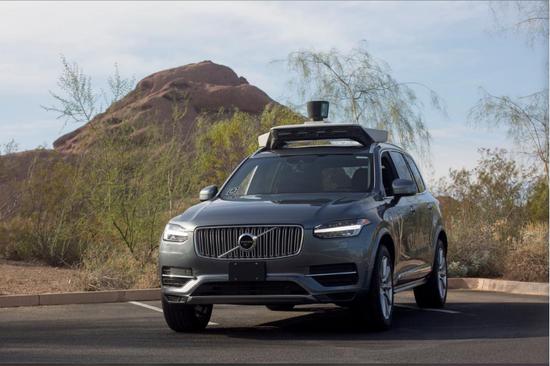 Uber关闭亚利桑那州无人车项目:转移至其它州