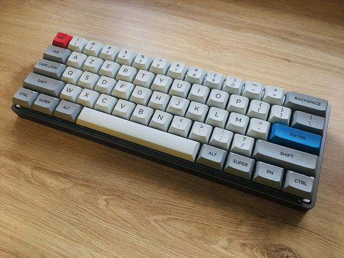除了QWERTY 你还见过哪些奇怪的键盘布局?