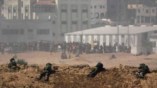 联合国:加沙冲突已致1.2万人伤亡 美反对人权调查