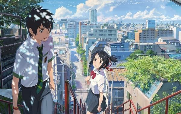 《你的名字。》两天破亿 日本动画电影在华怎么赚钱?的照片 - 1