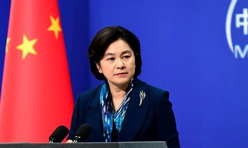 特朗普称中国对朝发挥负面影响华春莹3句话回应