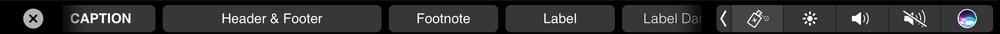 抢先看苹果自家的应用会如何支持Touch Bar的照片 - 30