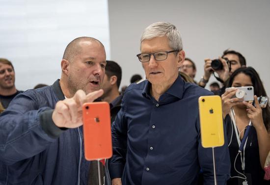 苹果首席设计师对Apple Watch情有独钟
