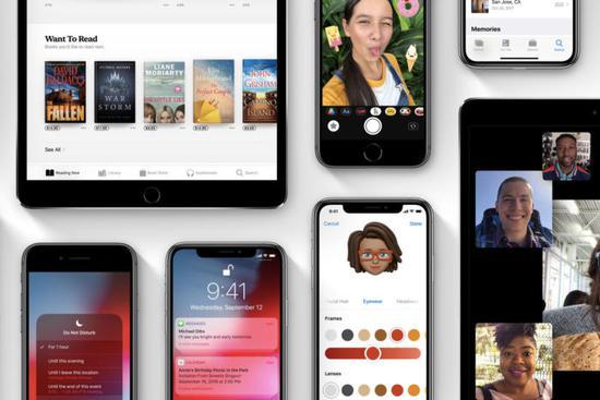 iOS 12.1公测版推送 FaceTime群聊回归