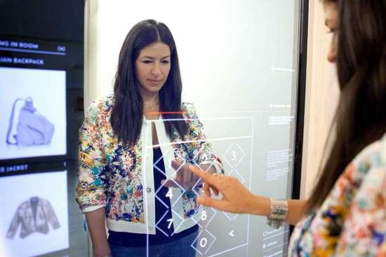 技术给实体店做的那些事 正在创造新的购物体验