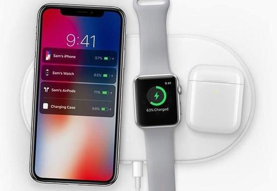 苹果的AirPower无线充电技术或不兼容其他品牌