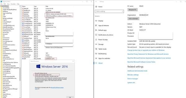 Windows 10周年更新获KB3213522补丁累积更新的照片 - 1