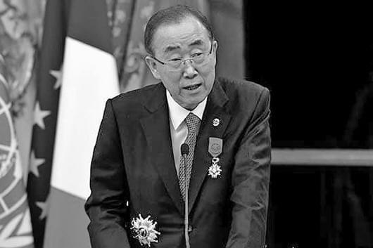 潘基文一直被视为下届韩国总统选举最热门候选人之一