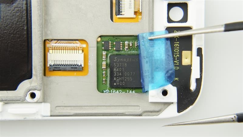 魅族Pro 6 Plus拆解评测的照片 - 19