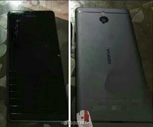 诺基亚新旗舰谍照曝光:骁龙835+6G内存的照片