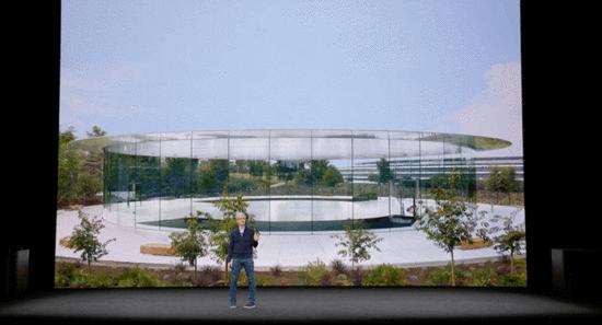 库克称苹果员工搬到新总部还要等等,原因不明