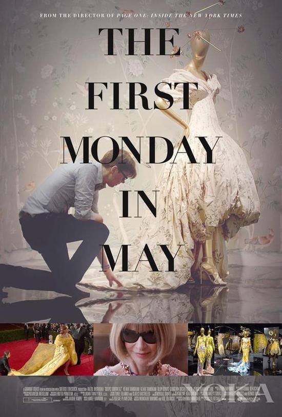 《五月的第一个星期一》海报