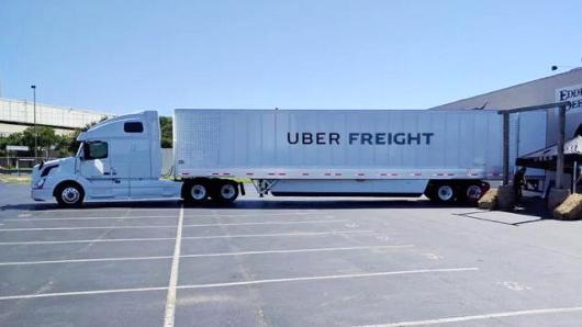 Uber拟收购一卡车物流公司,但交易谈判最终破裂