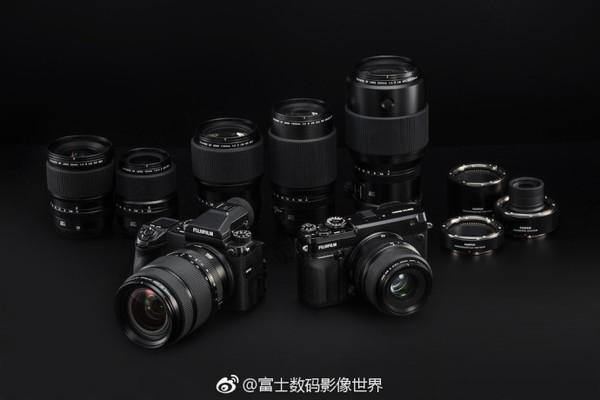 最便宜1亿像素相机!富士GFX-100s发布