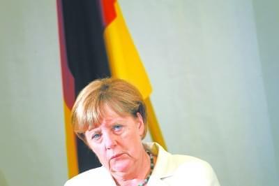 """惨败!德国州选 默克尔在家乡遭""""抛弃"""""""