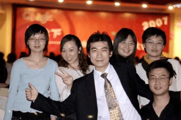 十年时光 离开的谷歌给中国互联网界留下了这些人的照片 - 8