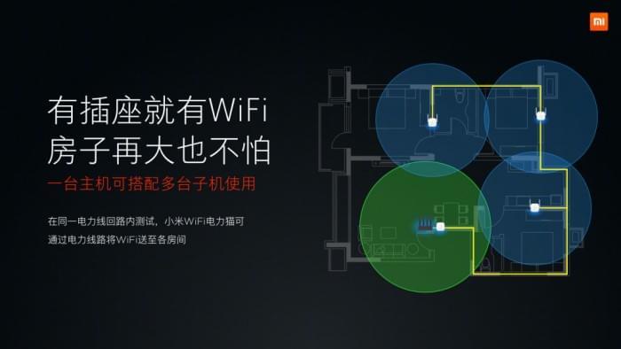 小米WiFi电力猫正式发布:穿墙利器/249元的照片 - 4