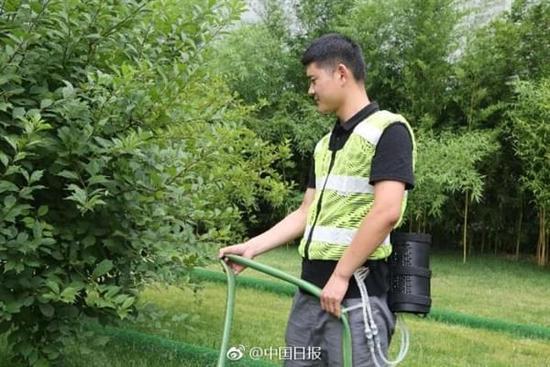 中国航天科工研发出空调衣 伏天超级大福音!