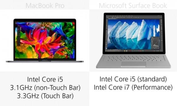 MacBook Pro和Surface Book终极对比的照片 - 17