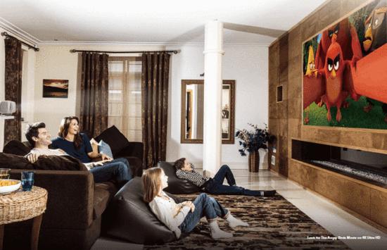 索尼发布高性价比4K家庭影院投影机