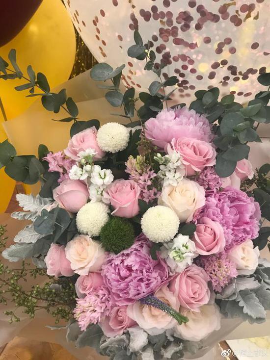 汪峰生日示爱章子怡:幸福是一起渡过的每分每秒