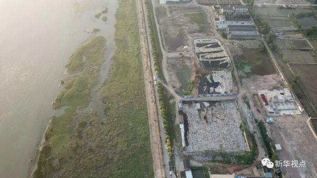 督察组:江苏泰兴废料污泥堆放未整改还变本加厉