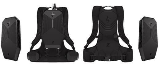 惠普又推一款VR背包电脑 目标是专业市场