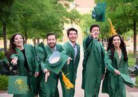 五胞胎兄妹同所大学不同专业毕业 靠打工完成学业