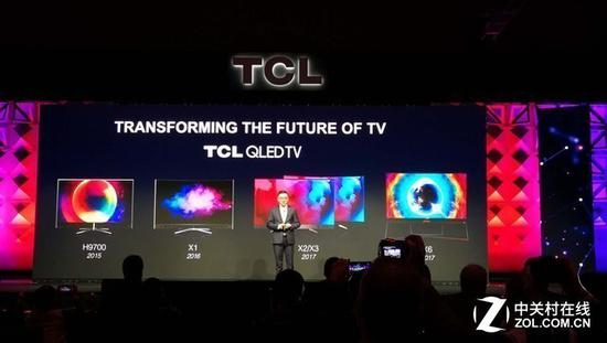 从现在看未来 2018CES都有哪些显示黑科技