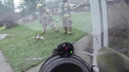 [视频]Northern Star:让消防员在浓烟中轻松辨明方向
