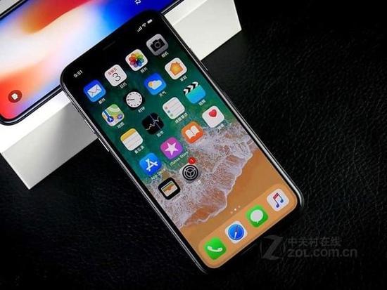 iPhone X韩国预购火爆 三分钟被抢光