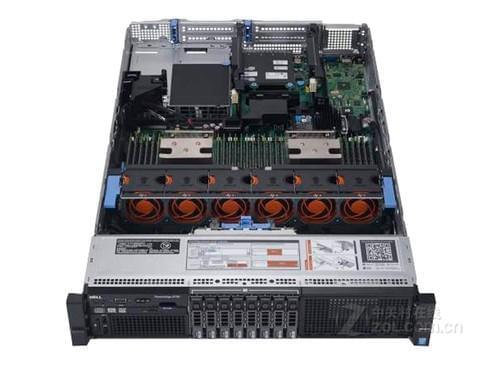 机架式服务器 戴尔R730西安低价热销