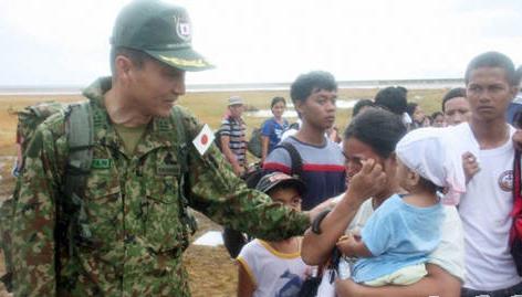 """日本自卫队将与美澳联手""""援助""""太平洋岛国"""