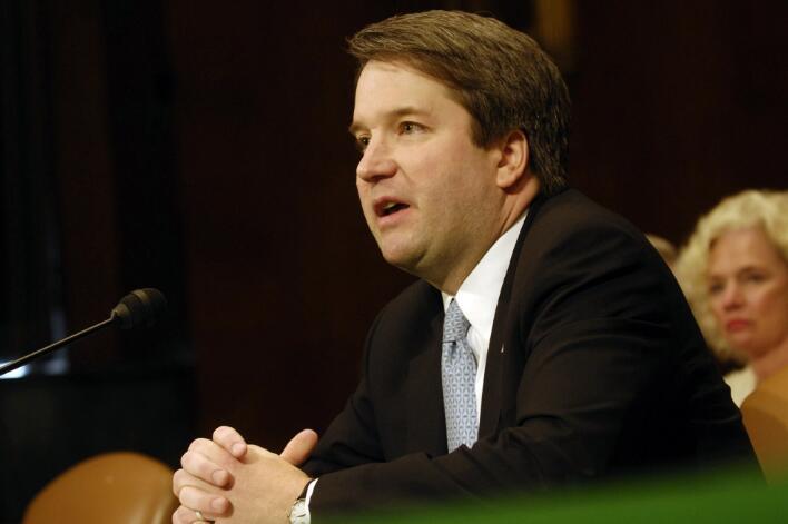 落锤!特朗普提名卡瓦诺为美国最高法院大法官