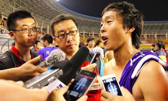 汪晋贤:在身价虚高的足球圈 还有种感情叫做感恩