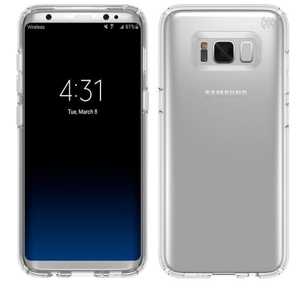 穿上马甲也认得:三星 Galaxy S8 与 LG G6 再曝光