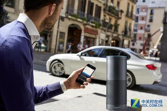 亚马逊Alexa傍大款成功 明年将入主宝马