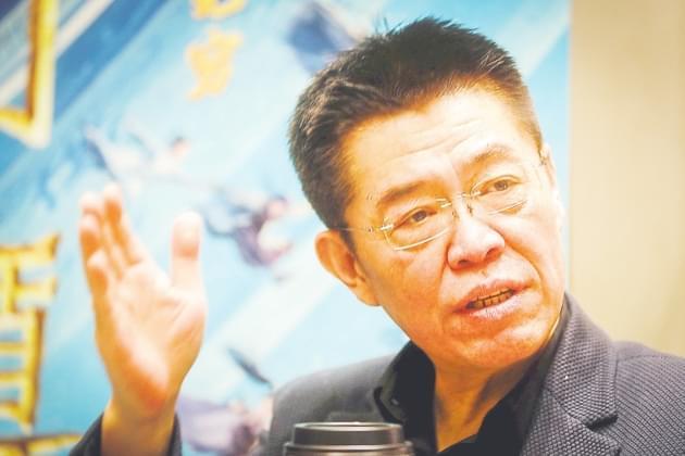 张昭:今年乐视影业受影响很大 在推进新一轮融资